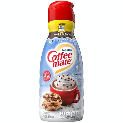 Coffee Mate's New Toll House Cookies n' Cocoa Creamer Is ...