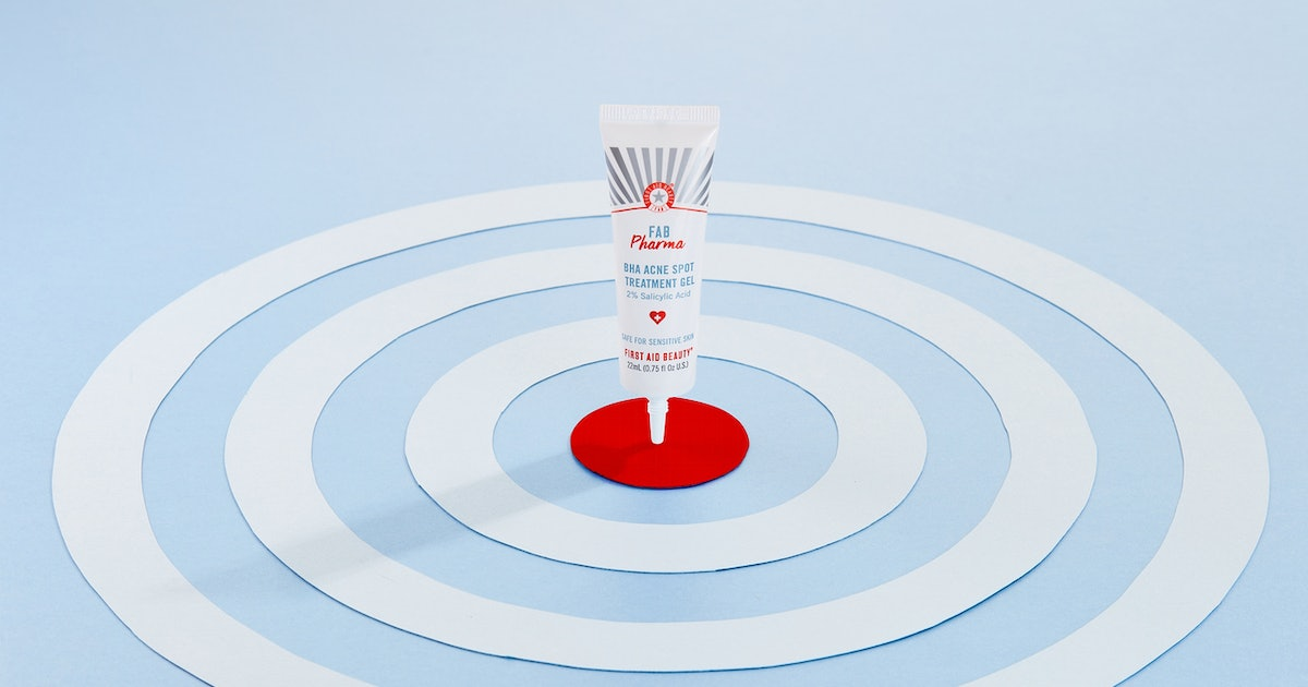 First Aid Beauty's New Spot Treatment Is More Than Just A Salicylic Acid Gel