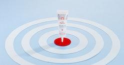 First Aid Beauty FAB Pharma BHA Acne Spot Treatment Gel.