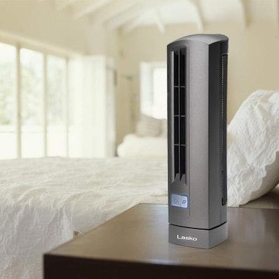 Lasko Air Stik Ultra-Slim Oscillating Fan