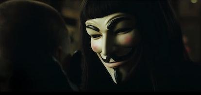 V For Vendetta leaves Netflix in August.