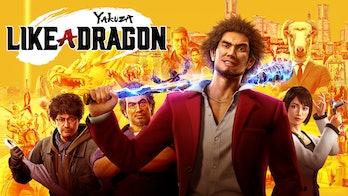 Yakuza, Yakuza 7, Yakuza: Like a Dragon, PC, PS4, Xbox One, Xbox Series X, PS5, George Takei