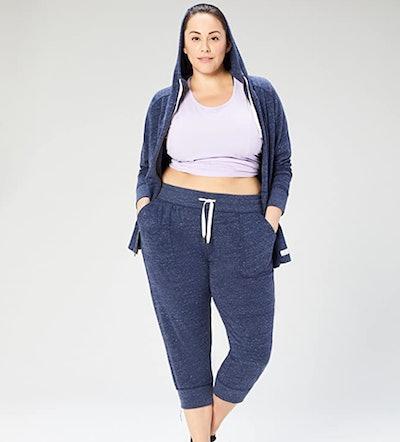 Core 10 Women's Crop Jogger Sweatpant
