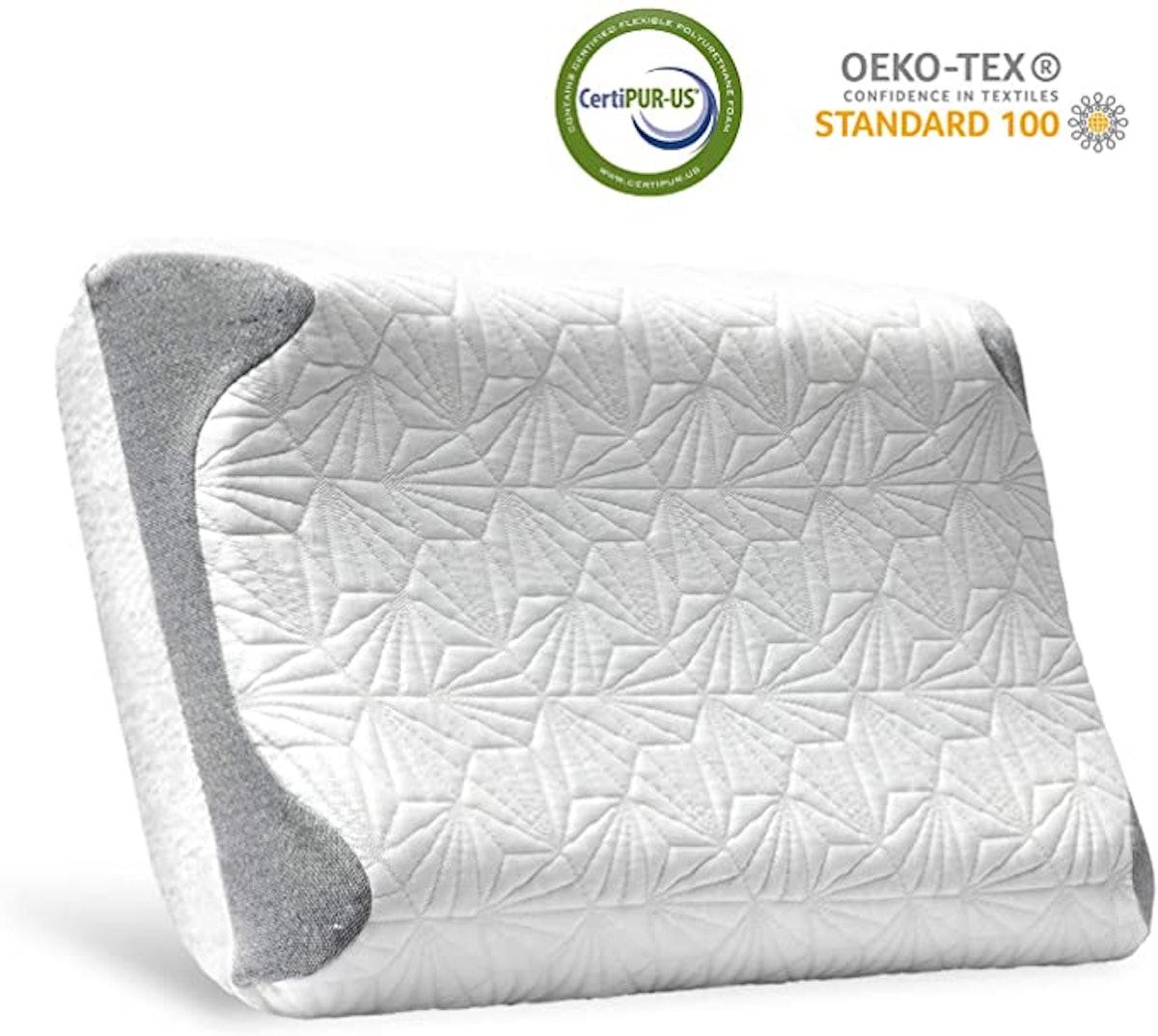 Bedsure Cervical Pillow for Sleeping Memory Foam