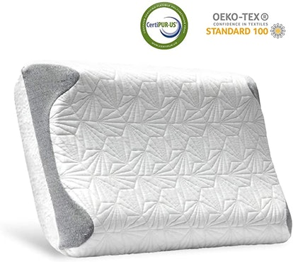 Bedsure Cervical Pillow for Sleeping Memory Foam