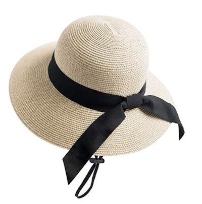 FURTALK Sun Straw Hat