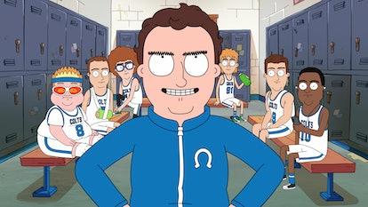 Hoops hits Netflix in August.