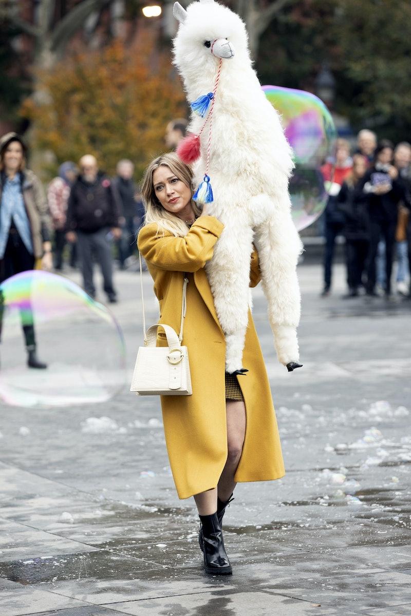 'Lizzie McGuire' star Hilary Duff