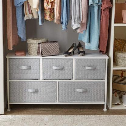 AmazonBasics Closet Drawer Organizer