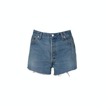 Unraveled Shorts