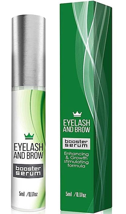 Maday Natural Eyelash Growth Serum