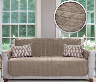Gorilla Grip Original Velvet Sofa Protector