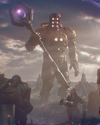 guardians of the galaxy eson the searcher