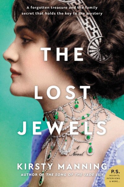 'The Lost Jewels' by Kirsty Manning