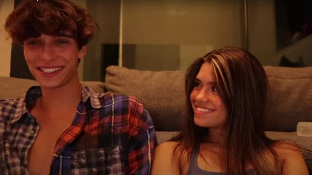Josh Richards and Nessa Barrett announced their breakup in a video.