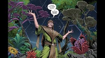 Snoke comics star wars theory palpatine