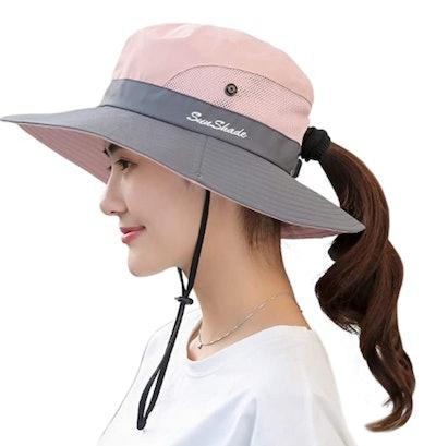 Muryobao Women's Outdoor UV Protection Hat