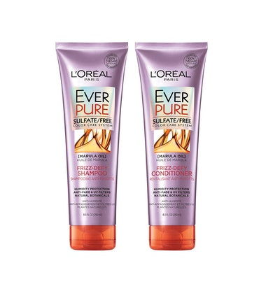 L'Oréal Paris EverPure Sulfate Free Shampoo & Conditioner