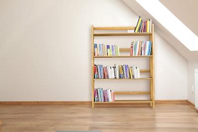 Stony-Edge Folding Bookcase