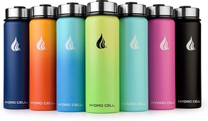 Hydro Cell Stainless Steel Water Bottle (18-Ounce)