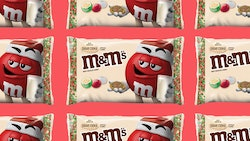 New Sugar Cookie M&M's are coming this holiday season.