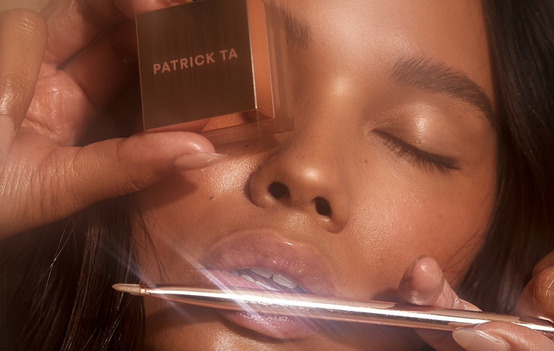 Softening Lip Masque from the Patrick Ta Beauty Major Glow 2.0 collection.