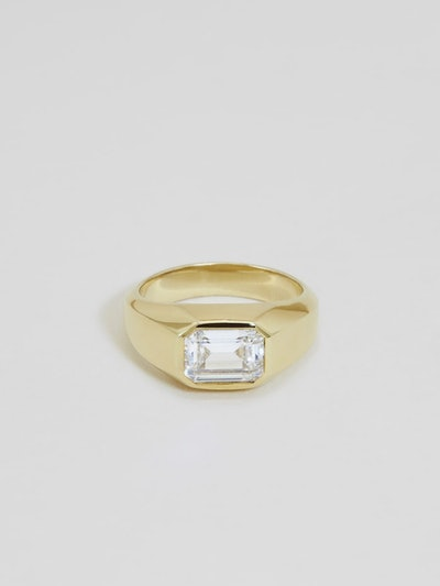 Sienna Emerald Cut