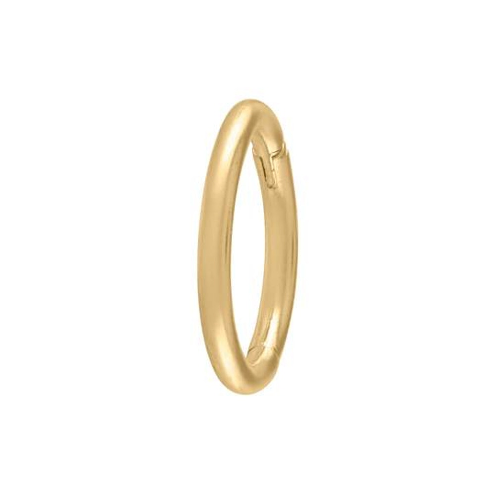 Classic Cartilage Hoop in Gold