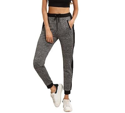 SweatyRocks Drawstring Active Pants With Pocket