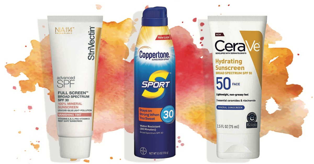 Dermatologists Reveal Their Favorite Sunscreens, Plus More Sun Protection Tips