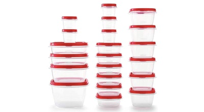 Rubbermaid Vented Food Storage Containers (Set Of 21)