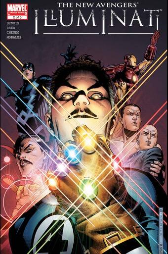marvel avengers 5 mcu illuminati iron man