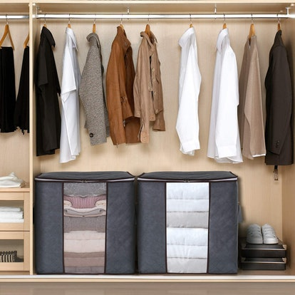 Lifewit Clothes Storage Bag (3-Pack)