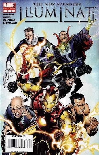 avengers 5 illuminati marvel