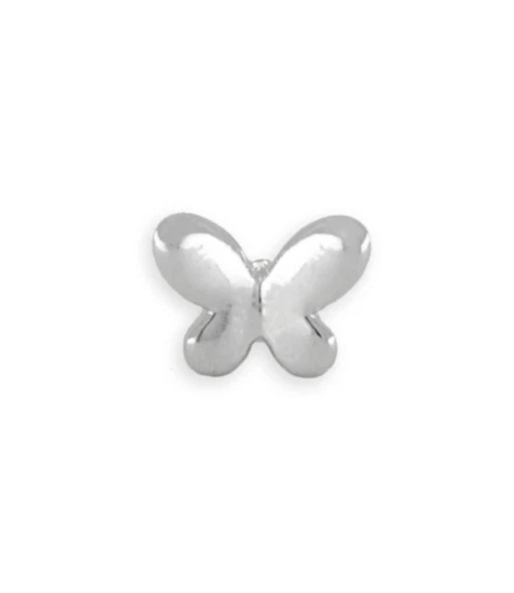 Teeniest Butterfly Stud