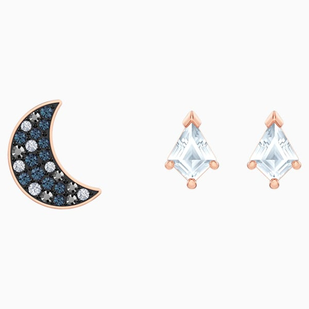 Symbolic Pierced Earrings Set