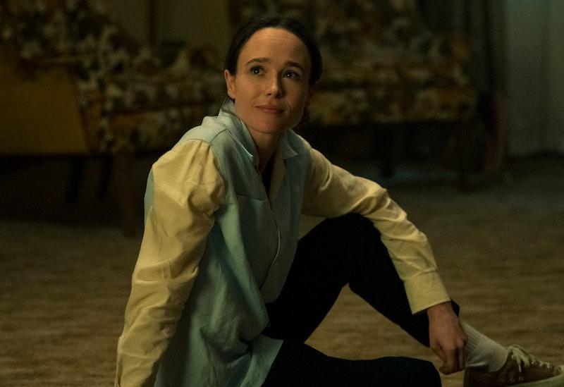 Ellen Page as Vanya in 'Umbrella Academy' Season 2