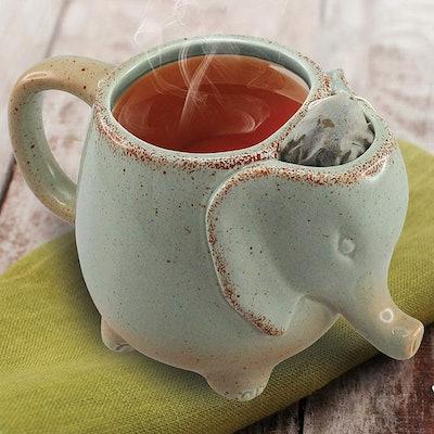 Volar Ideas Elephant Tea Mug