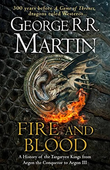 fire and blood george rr martin