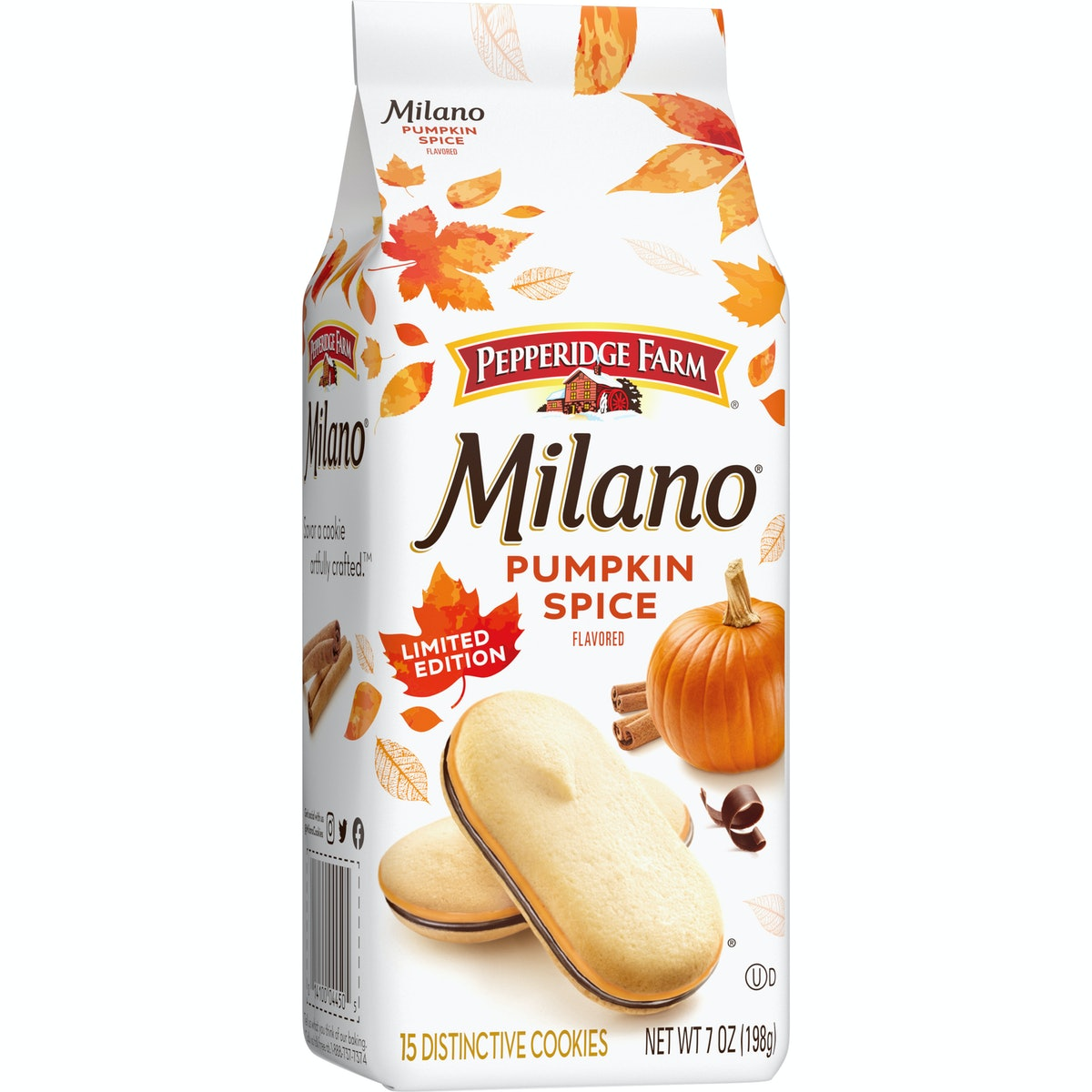Pumpkin Spice Milanos are coming back for 2020 to help you celebrate fall.