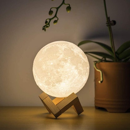 Handmade Moon Lamp For Charity — 12cm
