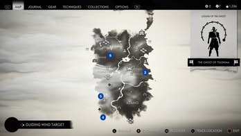 Gosaku Armor Locations, Liberate farms Ghost of Tsushima, Unbreakable Gosaku
