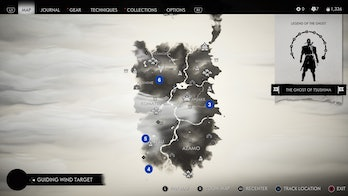 Gosaku Armor Locations, Liberate farms Ghost of Tsushima, Unbreakable Gosaku