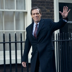 Hugh Laurie Roadkill BBC One