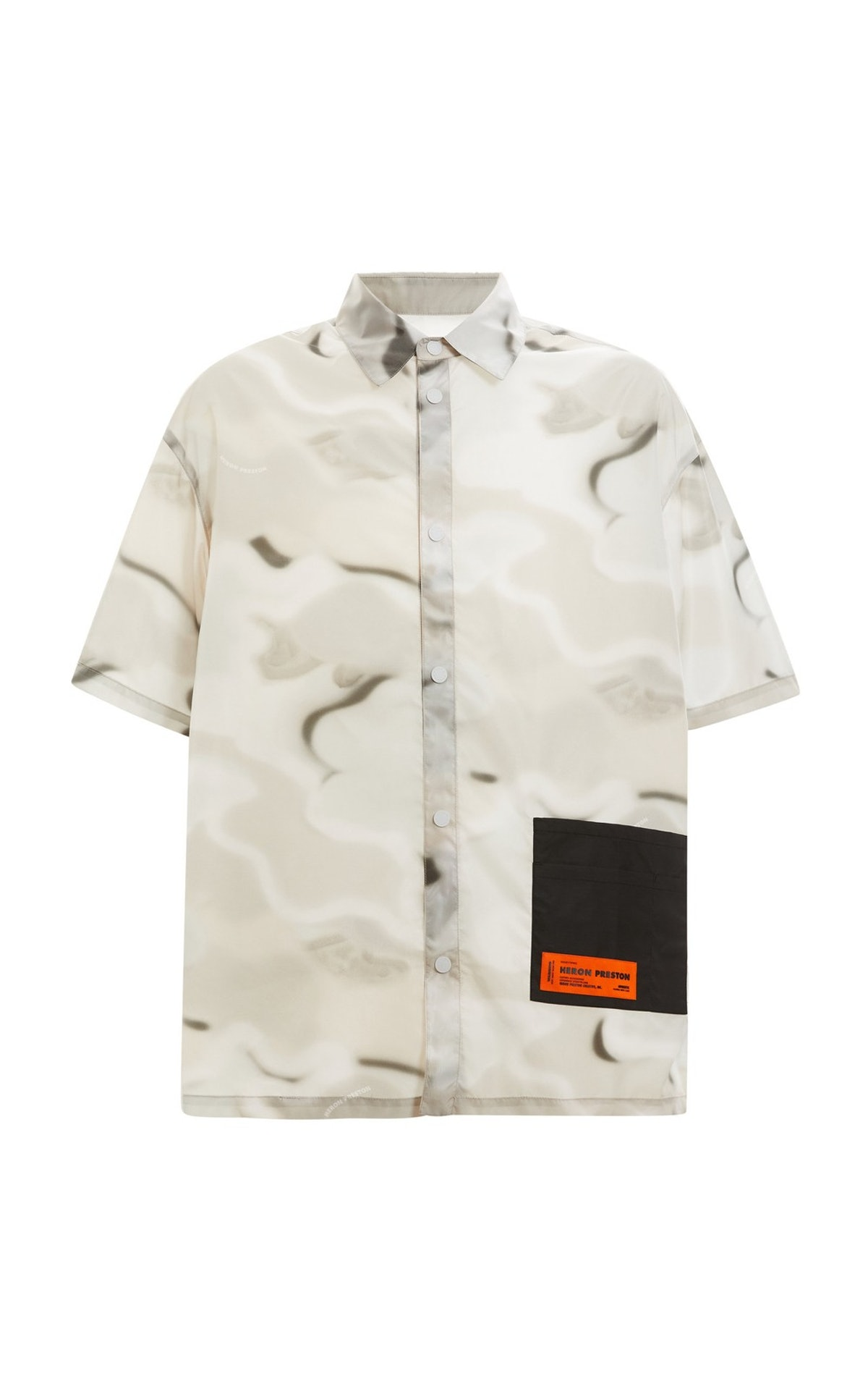 Camo-Print Shirt