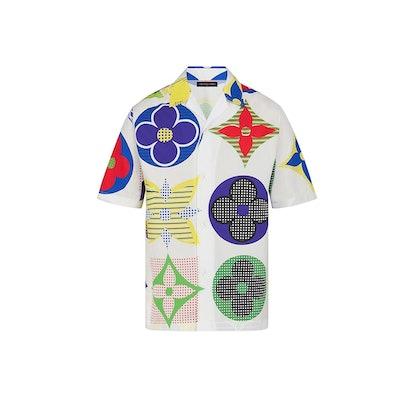 Monogram Hawaiin Shirt
