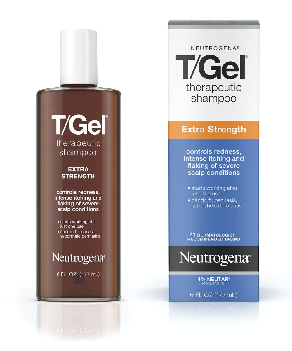 T/Gel Extra Strength Therapeutic Shampoo