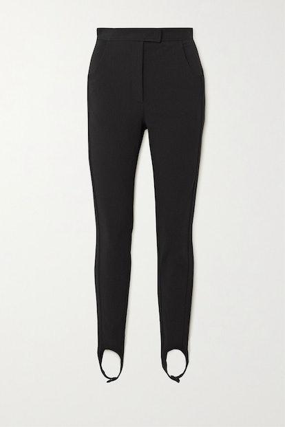 Risa Cady Slim-Leg Pants