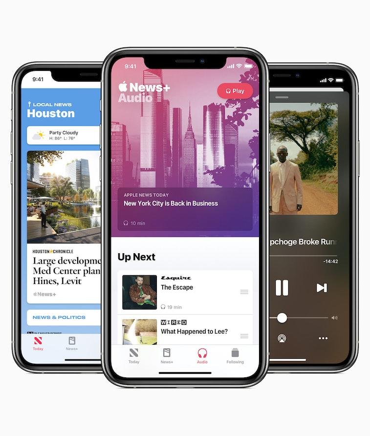 Apple iPhone designs.