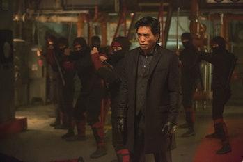 Netflix Peter Shinkoda Daredevil
